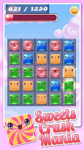 Sweets Crush Mania