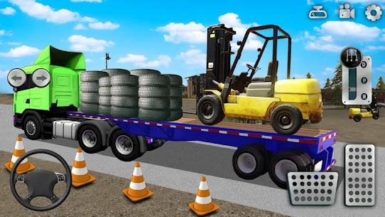 City Construction Simulator: Forklift Truck Game 10