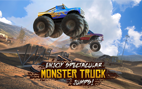 Game Racing Xtreme 2: Top Monster Truck & Offroad Fun APK for Windows Phone