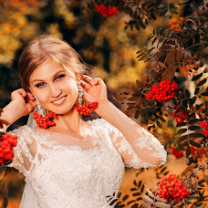 Wedding photographer Olga Nikolaeva (avrelkina). Photo of 10.10.2019