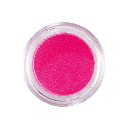 Nagelglitter neon pink