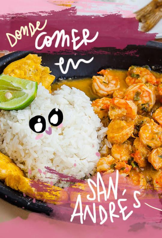 restaurantes donde comer en San Andrés