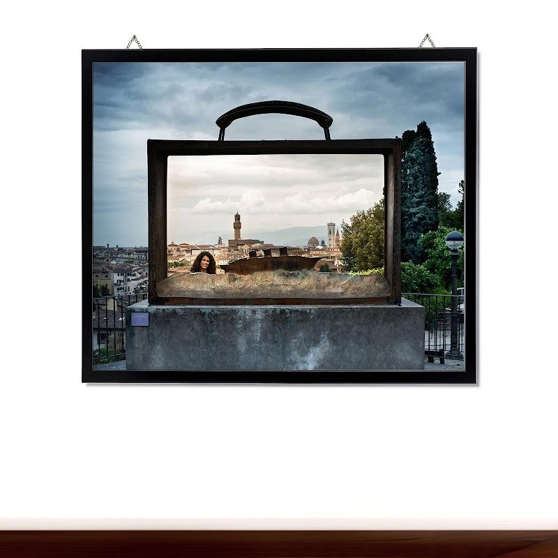 Ricordando Magritte- l'intrusa di Alexx70