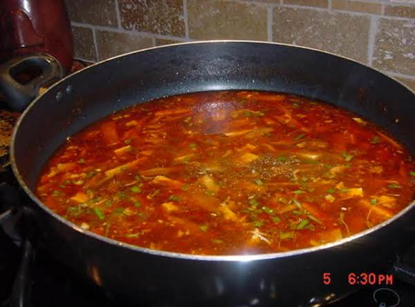 Bonnie's Chinese Hot And Sour Soup