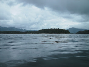 Photo: Tongass Island in Nakat Bay