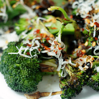 Seared Broccoli Recipe with Citrus