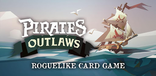 Pirates Outlaws is an indie roguelike card game