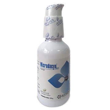 Microdacyn Hidrogel x 120gr Ácido Hipocloroso