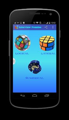 Interview Puzzles Offline - screenshot