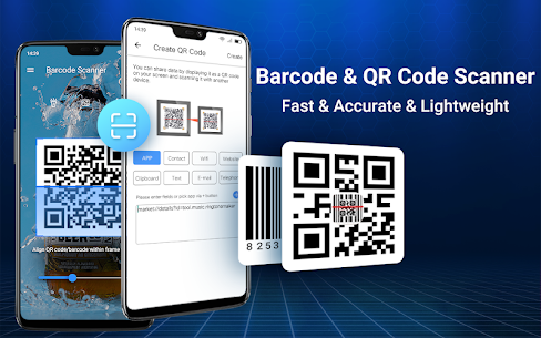 QR Code Scan & Barcode Scanner Apk Download For Android 9