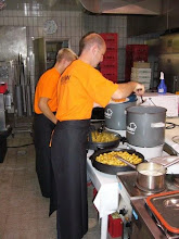Photo: In der Küche