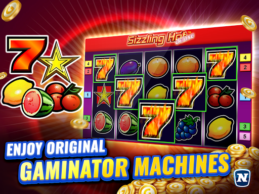 Gaminator Casino Slots - Play Slot Machines 777  screenshots 7