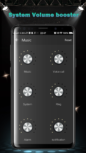 Screenshot for Equalizer FX Pro in United States Play Store