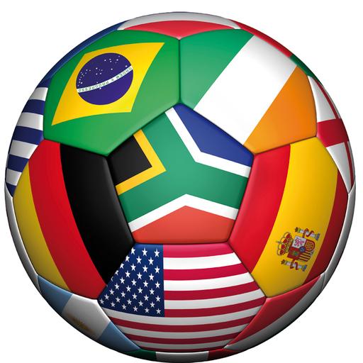运动のResultados de futbol LOGO-記事Game
