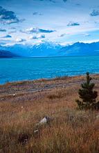 Photo: Mt. Cook from Lake Pukaki