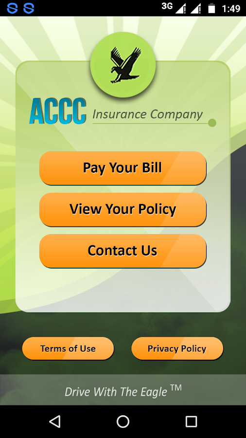 ACCC Insurance- screenshot
