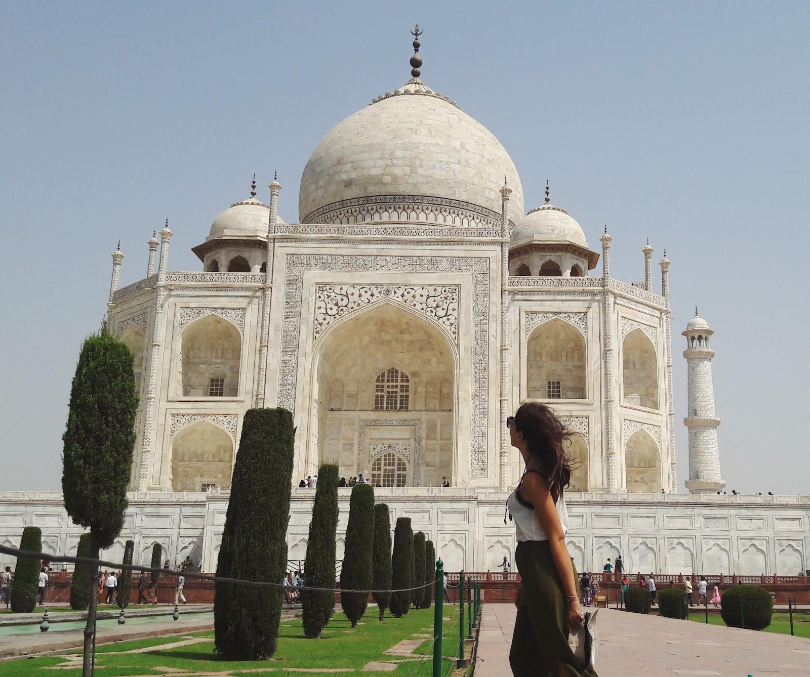 טאג' מאהל אגרה טיול להודו לאן לטייל מה לעשות איפה להיות רשימת יעדים לשנת 2020