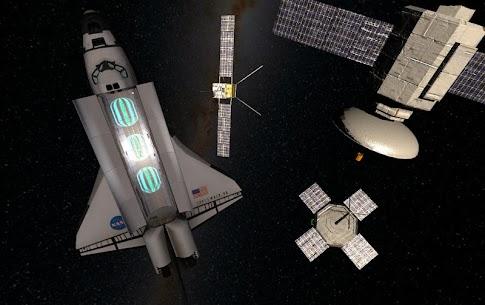 SpaceWalk VR Experience 3