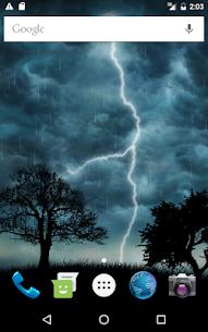 Live Storm Pro Wallpaper 1.2.3 Unlocked MOD APK Android 2