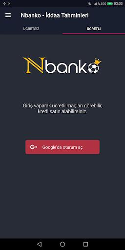 Nbanko - İddaa Tahminleri screenshot 1
