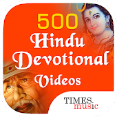 500 Hindu Devotional Videos Android APK Download Free By Times Music