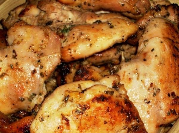Smoked Chicken Thighs Recipe