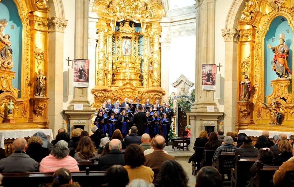 Talento do Coro da Misericórdia de Lamego encheu Santuário dos Remédios