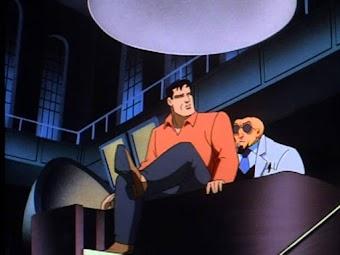 The Strange Secret of Bruce Wayne