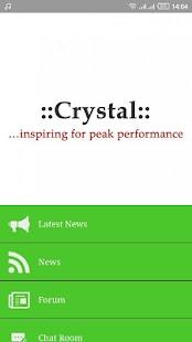 Crystal News - náhled