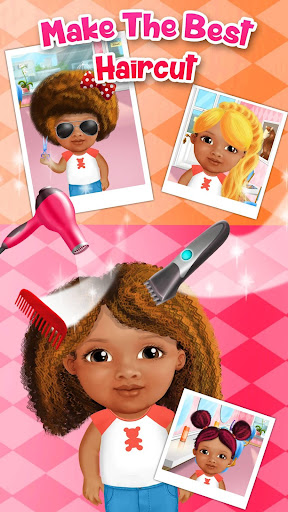 Sweet Baby Girl Beauty Salon 2.0.7 screenshots 2