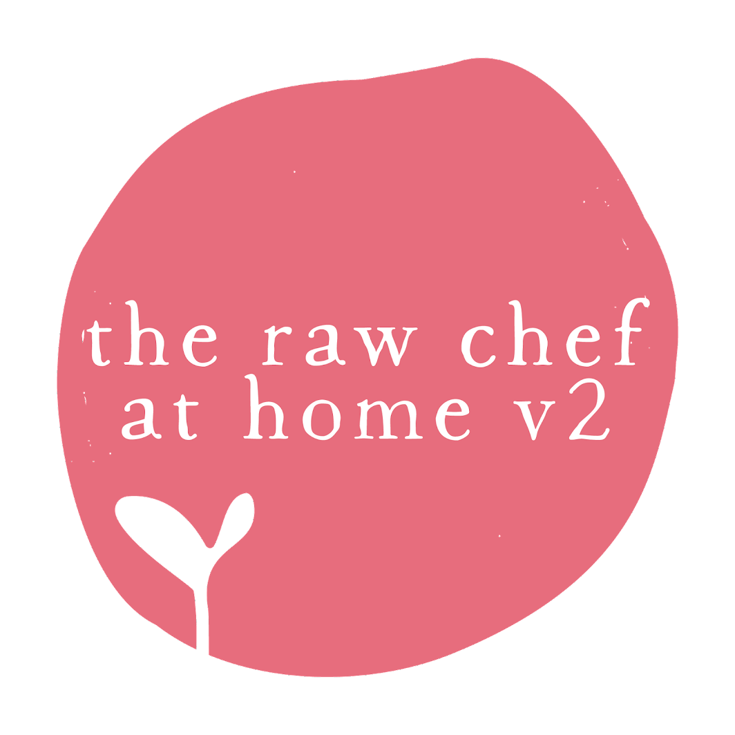 The Raw Chef at Home V2 Icon