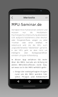 Screenshot of MPU-Hilfe