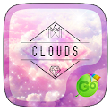 Clouds  Keyboard Theme & Emoji icon
