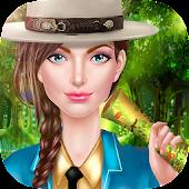 Park Ranger Girl Wild Explorer