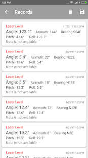 Smart Tools Laser Level Pro Screenshot