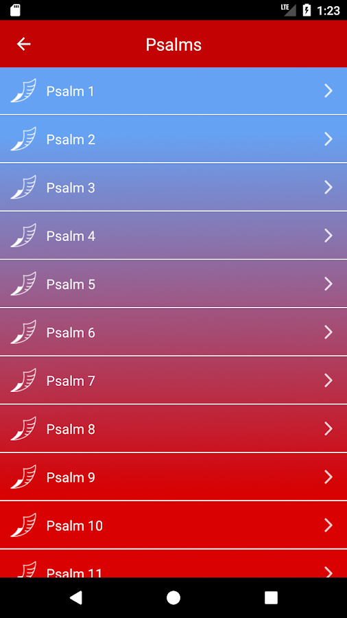 All Scripture- screenshot
