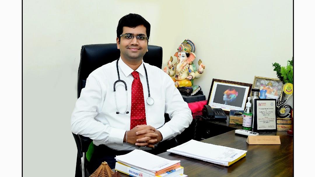 Dr Amit Dharmadhikari MD Psychiatrist in Kalyan, Khadakpada