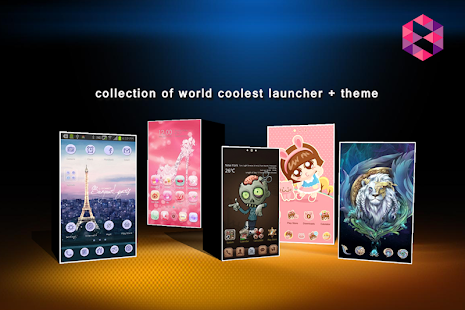 Cool Launcher Theme 2017 APK Download - Android Personalization Apps