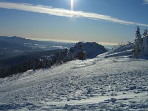 Photo: Alpenblick vom Arber