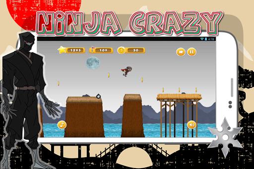 無料街机Appの忍者クレイジーランニングジャンプ|記事Game