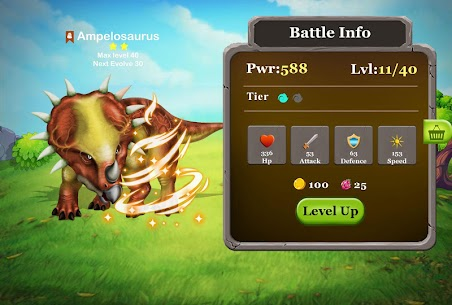 Dino Battle Apk Download For Android and Iphone 5