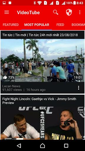 VideoTube - YouTube 1.2.16 screenshots 2