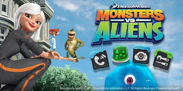 Monsters vs. Aliens B.O.B. Theme - náhled