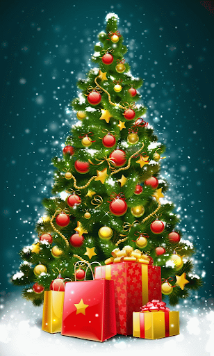 ... Christmas Tree Live Wallpaper