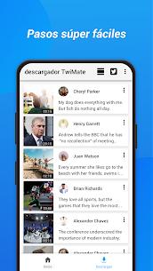 Descargar videos de Twitter – Guardar videos Tweet 4