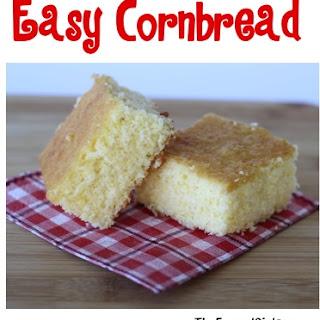 Easy Cornbread.