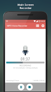 MP3 Voice Recorder 1