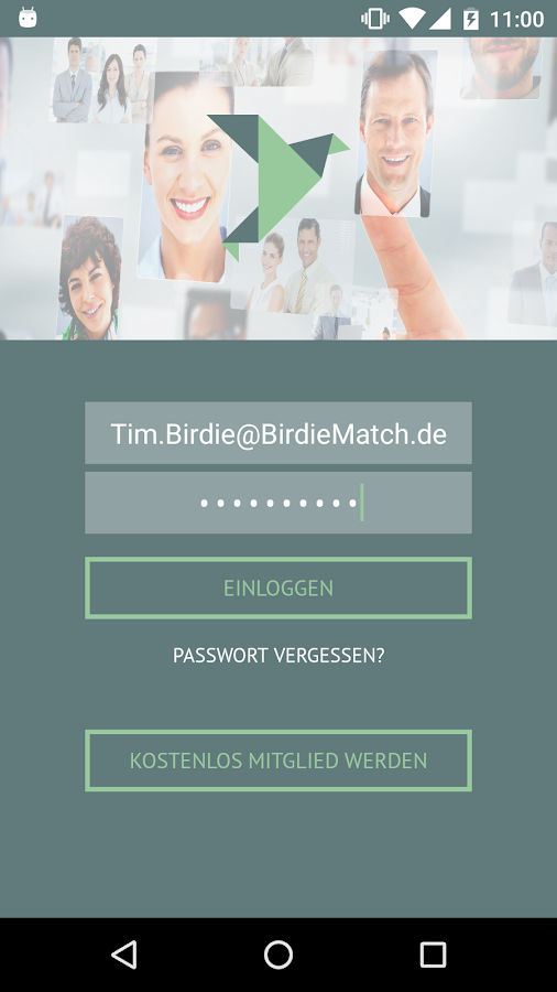 BirdieMatch- screenshot