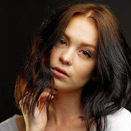 by Michaela Firešová - People Portraits of Women ( female )