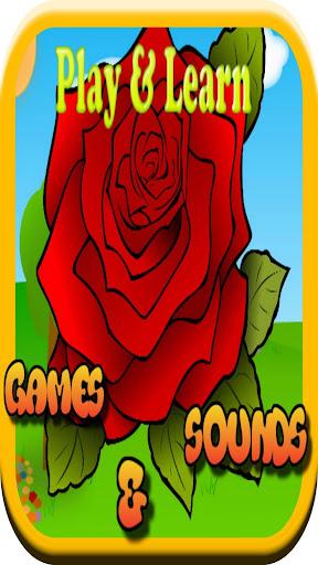 Flower Garden Games Free: Kids